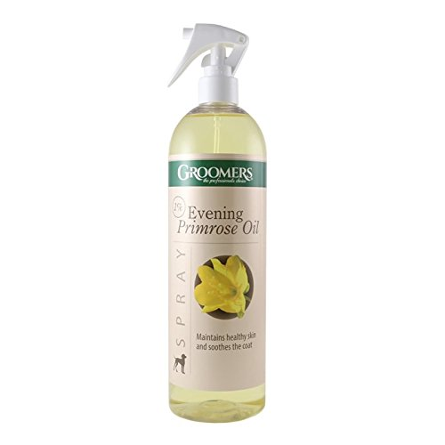 Groomers Evening Primrose Oil Coat Conditioning Spray 500ml