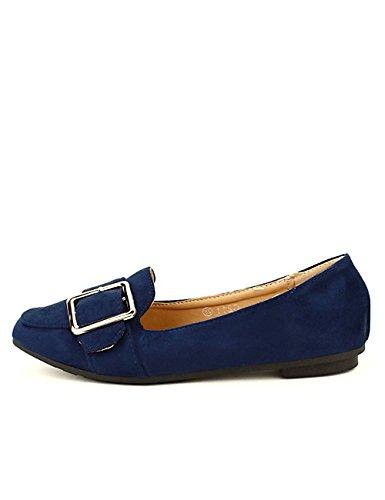 Cendriyon Mocassin Bleu Royal Prince Chaussures Femme