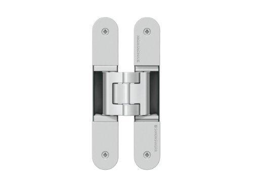 BISAGRA TECTUS TE SIMONS 340 3D ACERO INOXIDABLE MIRA
