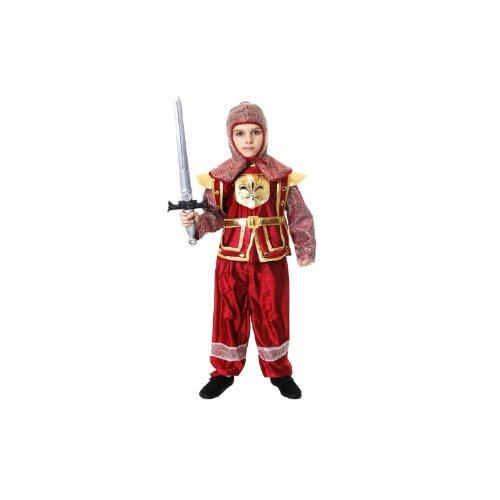 Déguisement complet Chevalier Médiéval pour enfant pour les fêtes, occasions habiller, Halloween Convient pour les enfants entre 4-12Ans