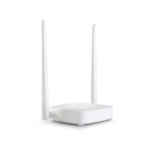 Tenda N301 Wireless-N300 Easy Setup Router (White)