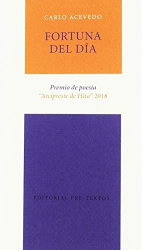 Fortuna del día: 40º Premio de Poesía 'Arcipreste de Hita'