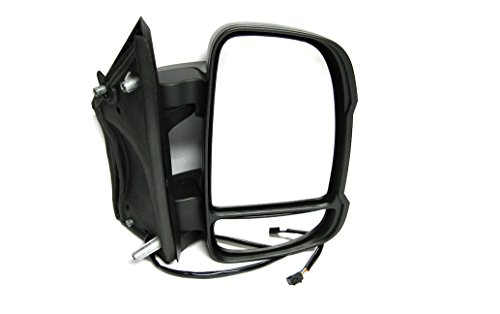 Miroir chauffant électrique Kit de rechange droit côté passager courte