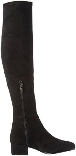 Café Noir Nla501, Chaussures Bateau Femme Noir - Schwarz (Nero 010)