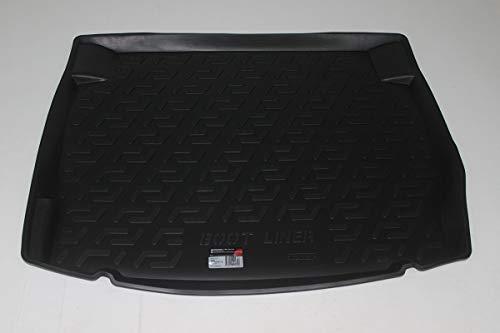 SIXTOL Auto Kofferraumschutz für die BMW 1-er Maßgeschneiderte antirutsch Kofferraumwanne für den sicheren Transport von Einkauf, Gepäck und Haustier