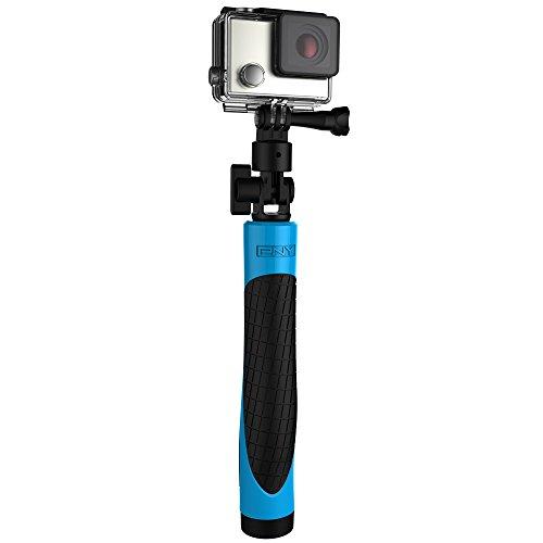PNY Action Pole Perche Télescopique - Noir/Bleu