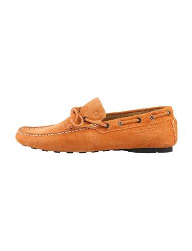 Sparco - mocassini - uomo - Sparco mocassini uomo MAGNY-KOURS arancione - 43