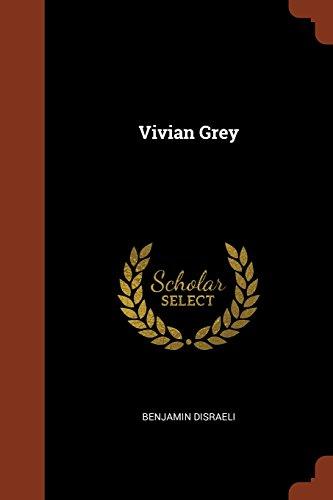 Book cover for Vivian Grey