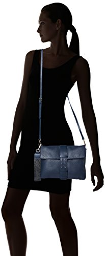 Paul & Joe Sister  Cally Blue, sac messenger femme Bleu