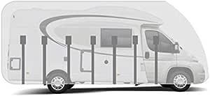 Hbcollection Stabil Schutzhülle Für Alkoven Wohnmobile Reisemobile Lxbxh 5 50x2 20x2 60m Auto