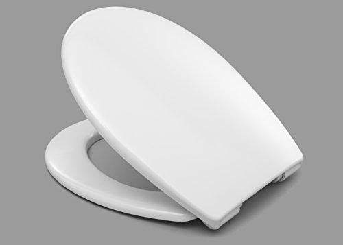 Hamberger 527657 WC-SitzFavos,mit SoftClose FastFix weiß