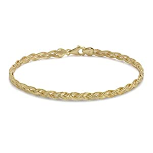 Carissima Gold Damen Kettenarmband Gelbgold – 1.29.8441