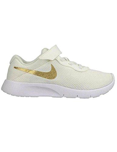 Nike Tanjun (PSV) Scarpe Bambino/A Running Ginnastica Bianco - 844868 100 (35 EU)