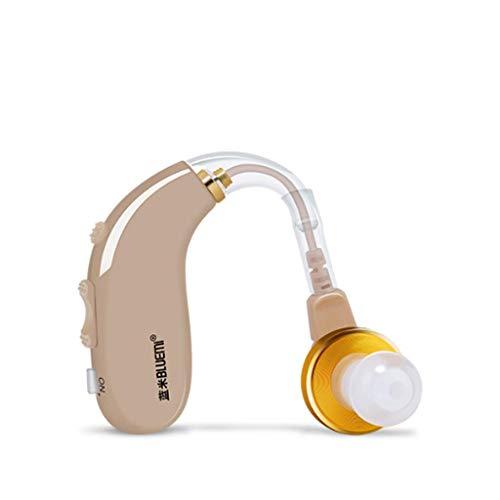 Digital-Hörverstärker, Kleine Und Leichte Sound-Verstärker,unsichtbar Hinter Dem Ohr, Wiederaufladbar