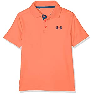 Under Armour Performance Polo, Maglietta A Maniche Corte Bambino