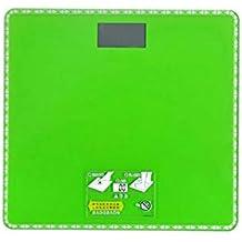 CXQ cuerpo humano balanza electrónica casa electrónica escala de peso precisa mini escala de salud de
