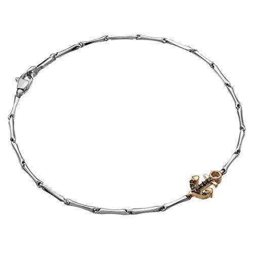 Chimento Gioielli Bracciale Uomo Oro e Diamanti 1b0539bn7200