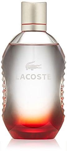 Lacoste Red Style In Play Eau de Toilette Spray 125 ml