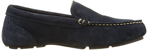 Rockport Classic Flash Venetian, Mocassins homme Bleu (New Dress Blues Sde)