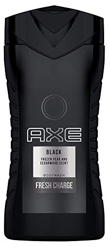 AXE Duschgel, für eine intensive Erfrischung Black, 250ml, 1 Stück