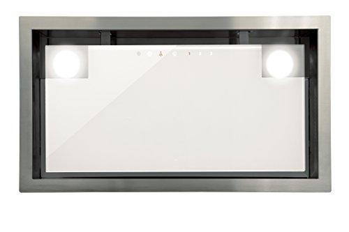 Luxus Lüfterbaustein Cata Edelstahl Weißgas für 60cm Schrank/ 1050m³/h Sehr Saugstarker und Leiser Brushless - Motor /Dunstabzugshaube mit TouchControl Steuerung /EInbaulüfter mit 5 Stufen/EInbauhaube Inklusive Turbostufe/Abzugshaube mit ECO LED-Beleuchtung/Timer/Ablufthaube/Umlufthaube/Inkl.Aktivkohlefilter/Europäische Spitzen Marke seit 1947/ UVP 549EUR