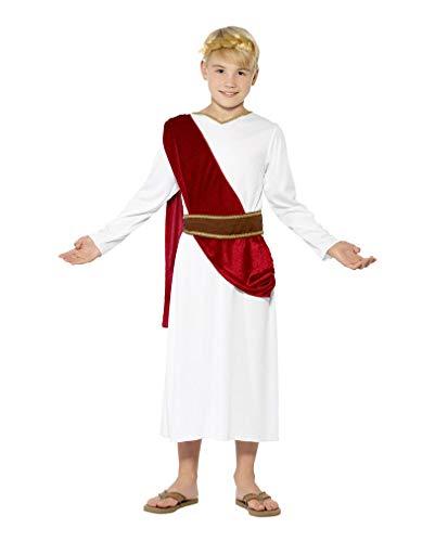 Horror-Shop Römischer Kaiser Kostüm für Kinder M