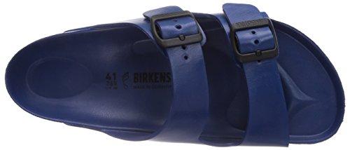 Birkenstock Arizona EVA Unisex-Erwachsene Pantoletten Blau (Navy 31)