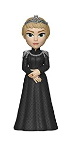 Funko 38057 Rock Candy: Game of Thrones S10: Cersei Lannister - Figura Coleccionable, Multicolor