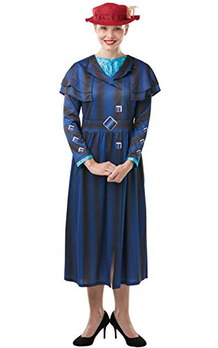 Rubie' s Costume ufficiale Disney Mary Poppins Returns Movie, adulti Book week character–donna taglia grande EU 16–18