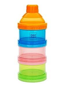 Mee Mee Multi Storage Milk Powder Food Container MM-1000D, Multicolor