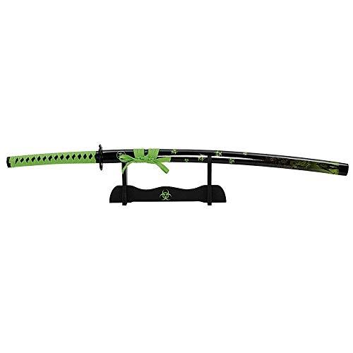 g8ds® Katana Schwert Zombie Samurai Ninja Schwert (Zombie Schwerter Und Messer)
