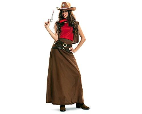 Imagen de my other me  disfraz de vaquera para mujer, m l viving costumes 200886