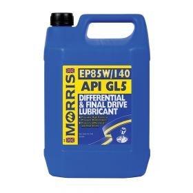 Morris Lubricants EP85W/140 API GL5 - Olio Lubrificante per differenziale e trasmissione finale, 5
