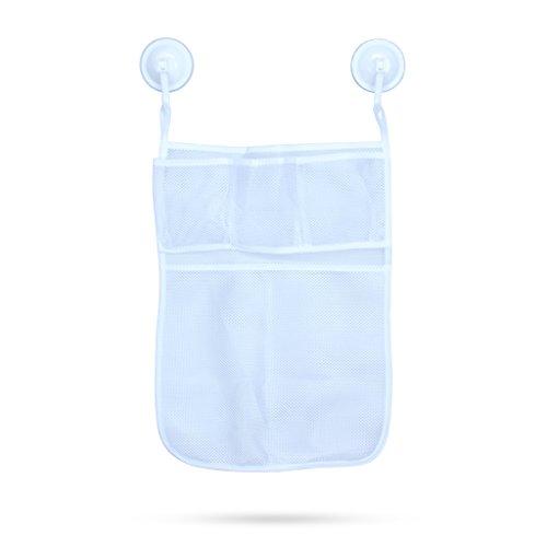 white-rhombus-mesh-cloth-toys-les-enfants-recoivent-un-sac-de-bain-jouets-deau-recevez-un-sac-de-bai
