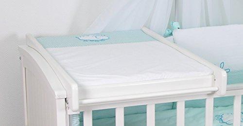 Polini Kids Wickelbrett Wickelplatte universell für alle Betten,3042-04