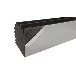 Akustikpur Acoustic Foam Bass Trap self-Adhesive, optimising The Room Acoustics, Approx. 100 cm x 20 cm x 20 cm