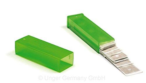 Gel-emulsion (UNGER Glasschaberklingen Karbon 15 cm Glasklingen doppelseitig scharf)