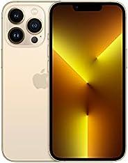 جوال ابل ايفون 13 برو الجديد مع تطبيق فيس تايم (256 جيجا) - ذهبي