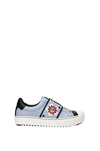 8E60367M1F01ZJ Fendi Sneakers Femme Cuir Multicouleur Multicouleur