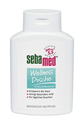 Sebamed Wellness Dusche, 3er Pack (3 x 200 ml)