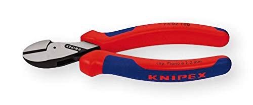 Knipex Seitenschneider X-Cut | Gesamtlänge (mm): 160