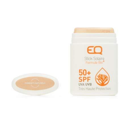 EQ | Golden Sonnenschutzstick LSF 50+ für Gesicht und Lippen - wasserfest
