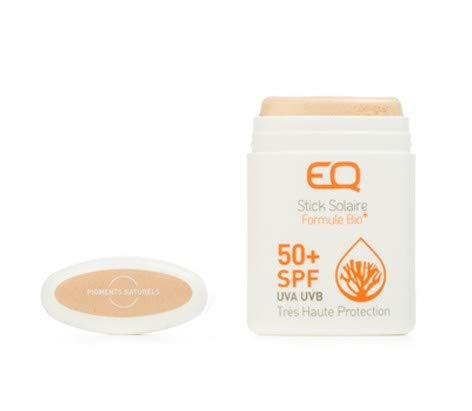 EQ | Protector Solar Facial Stick SPF50+   Filtros