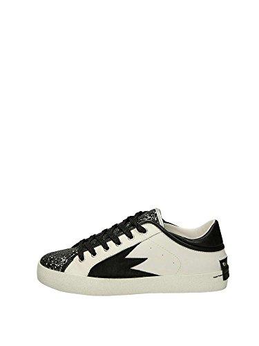 Crime London 2530KS1 Sneakers Basse Donna Bianca
