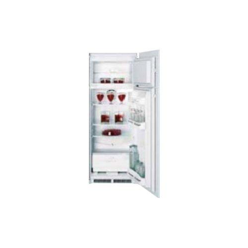 INDESIT FRIGO IND2412 INCASSO (A+) H-P-L 144.6X55X54.doppia porta.230 litri