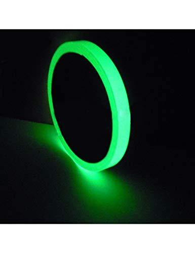 In The Dark Wandaufkleber Fluoreszierende Treppen Aufkleber DIY Antikollisionsaufkleber Warnung Leuchtstreifen, ()
