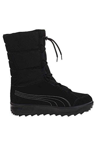 Puma Borrasca III GTX® Jr 301860, Stivali da neve Unisex bambini Nero (Black-grey Dawn)