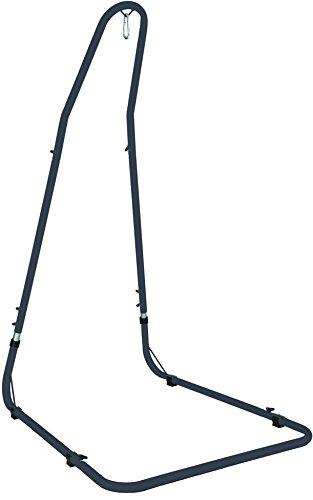 Jobek 10823 soporte de metal para silla colgante SONIO color antracita
