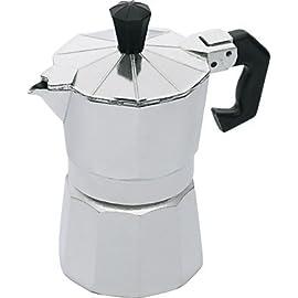 KitchenCraft Le'Xpress 12-Cup Stovetop Espresso Makluminium