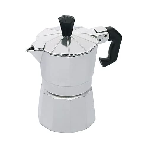 31oLHOA9koL. SS500  - KitchenCraft Le'Xpress 1-Cup Stove Top Espresso Maker, 60 ml